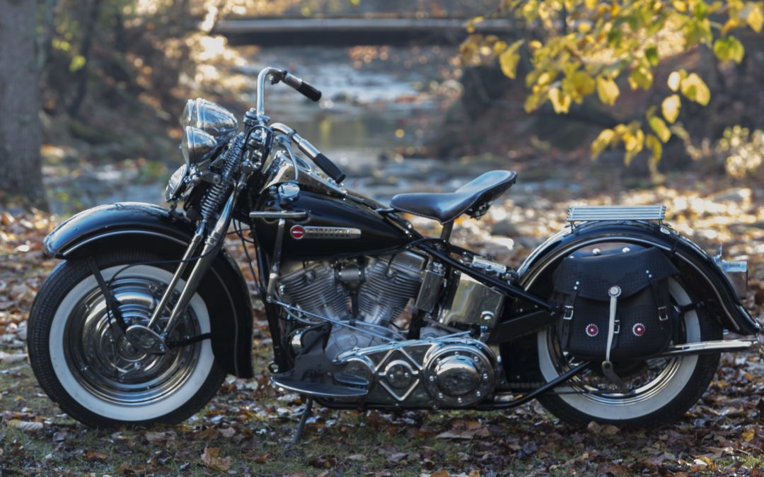 The 15th Annual Wheels Through Time Motorcycle Raffle